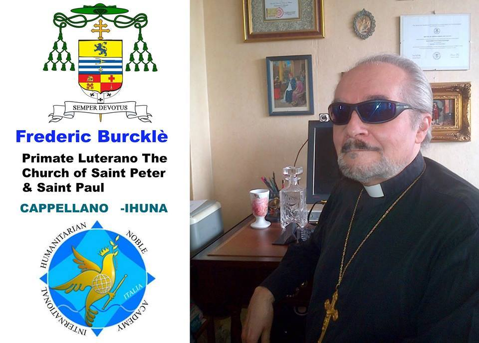 Frederic Bruckle