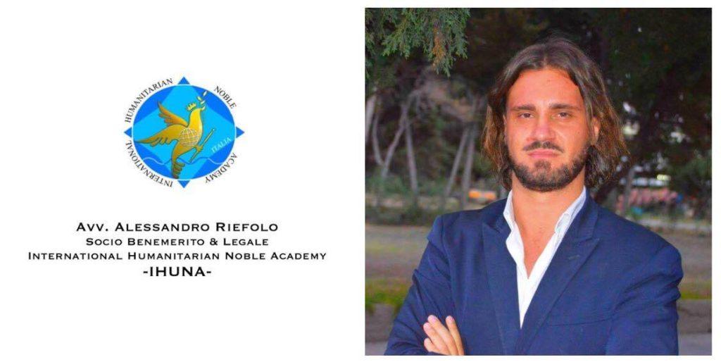 scheda Avv. Alessandro Riefolo