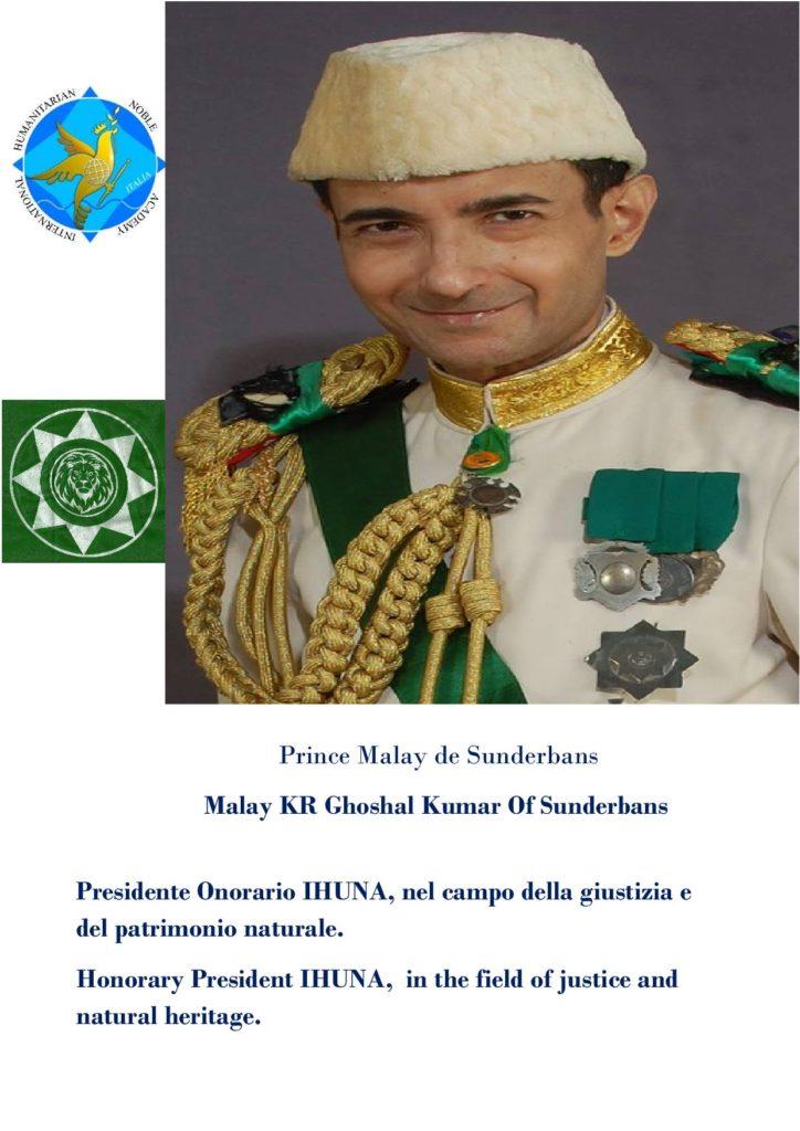 Prince Malay de Sunderbans