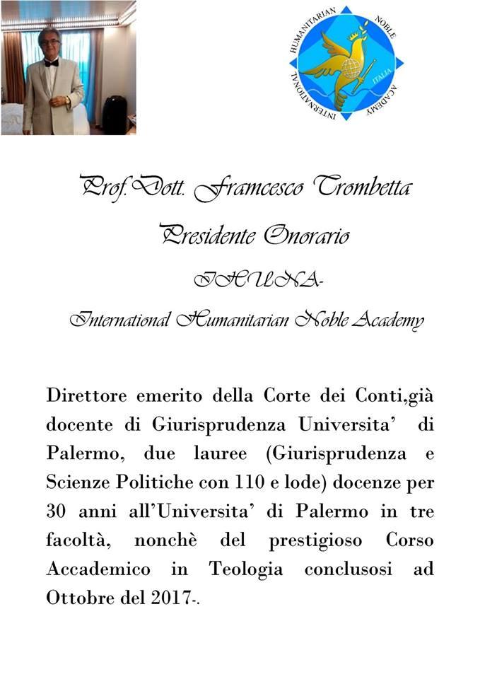 Attestato 2 Francesco Trombetta