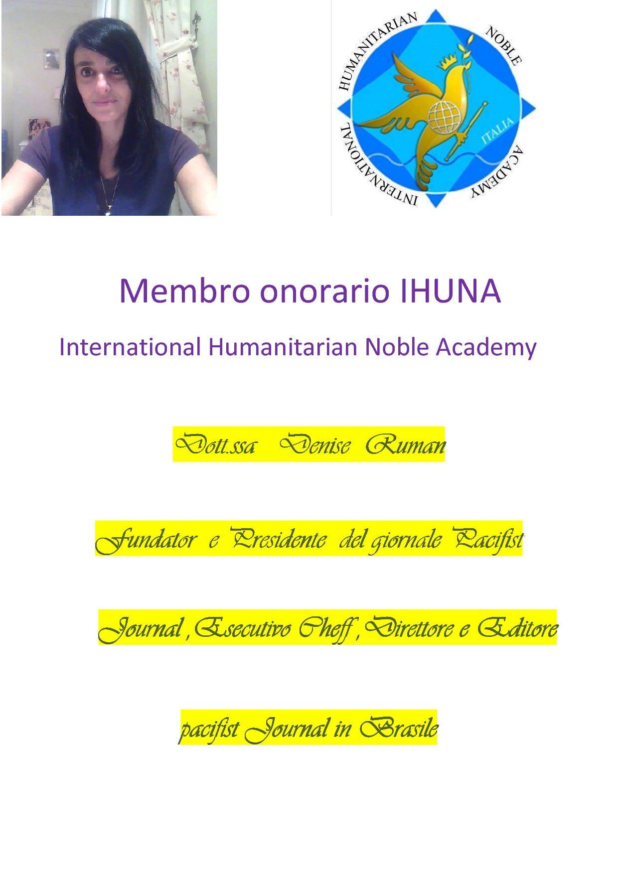 Dott.ssa Denise Ruman